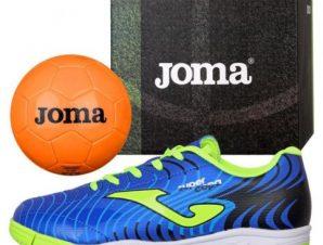 ποδοσφαιρικά παπούτσια εσωτερικού χώρου Joma Super Copa JR 2004 IN Jr SCJS.2004.IN