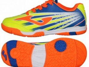 ποδοσφαιρικά παπούτσια εσωτερικού χώρου Joma Super Copa JR IN SCJS.911.IN + Δωρεάν Ποδοσφαιρικά