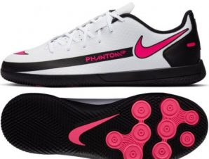 ποδοσφαιρικά παπούτσια εσωτερικού χώρου Nike Phantom GT Club IC Jr CK8481-160
