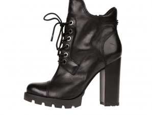 GUESS – Γυναικεία μποτάκια GUESS ROXEY BOOTIE μαύρα