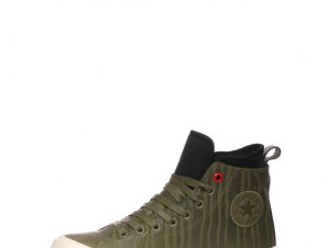 CONVERSE – Ανδρικά μποτάκια Converse Chuck Taylor AS WP Boot Hi χακί