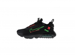 NIKE – Παιδικά παπούτσια running NIKE AIR MAX 2090 GS μαύρα πράσινα