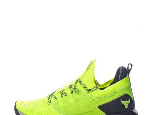 UNDER ARMOUR – Ανδρικά παπούτσια training UNDER ARMOUR Project Rock 3 κίτρινα μαύρα