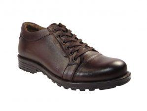 Tsimpolis Shoes 8182 Ανδρικό Απο Γνήσιο Δέρμα Καφέ