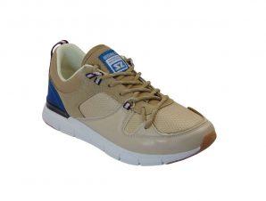 Montefiori MF1916B Ανδρικό Sneaker Από Τεχνόδερμα Μπέζ