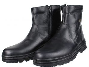 BOXER Shoes 01091 Μαύρο