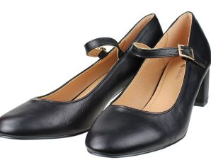 Παπούτσια χορού 37/037 μαύρο