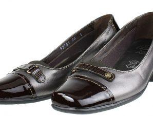 BOXER Shoes 52751 Μπρονζέ