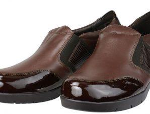 BOXER Shoes 52823 Καφέ