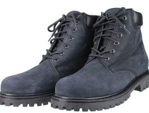 BOXER Shoes 03204 Μαύρο