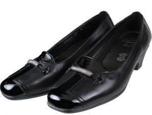 BOXER Shoes 52902 Μαύρο