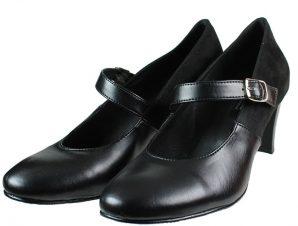 Παπούτσια χορού MR509/355 μαύρο