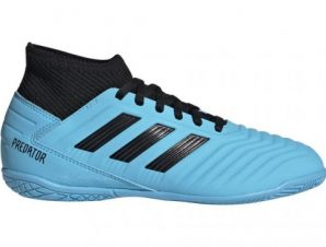 Adidas Predator 19.3 IN JR G25807 ποδοσφαιρικά παπούτσια μπλε