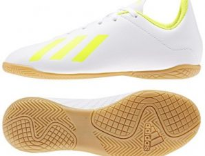 Adidas X 18.4 IN Jr BB9411 ποδοσφαιρικά παπούτσια εσωτερικού χώρου