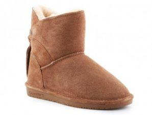 BearPaw Mia Jr.2062Y-220 Hickory II Παπούτσια Καφέ