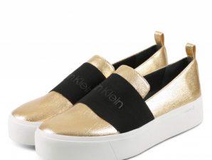 Calvin Klein Jacinta E6673 Χρυσό