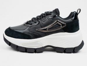 Fila Italy Hiking Γυναικεία Platforms Παπούτσια (9000061226_1469)