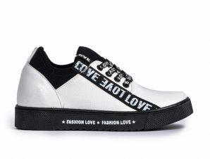 Γυναικεία λευκά sneakers Dizzy