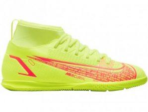 Indoor shoes Nike Mercurial Superfly 8 Club IC Jr CV0792-760