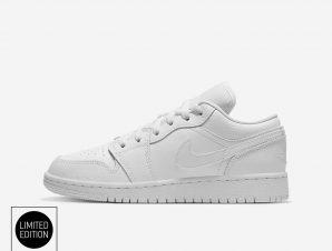 Jordan Air 1 Low Παιδικά Παπούτσια (9000069472_8920)