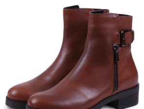 LeonArch Women's Ankle Boot 2362 Κονιάκ