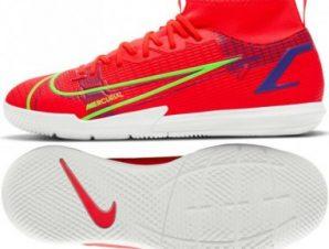 Nike Mercurial Superfly 8 Academy IC Jr CV0784 600 ποδοσφαιρικά παπούτσια