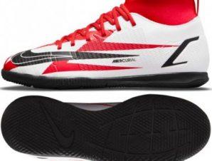 Nike Mercurial Superfly 8 Club CR7 IC Jr DB0930 600 ποδοσφαιρικά παπούτσια