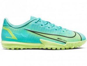 Nike Mercurial Vapor 14 Academy TF Jr CV0822 403 παπούτσι ποδοσφαίρου