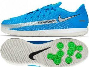 Nike Phantom GT Academy IC Jr CK8480 400 παπούτσι ποδοσφαίρου