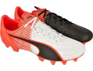 Puma evoSPEED 3.4 Leather FG Men's Football Boots M (10379401)