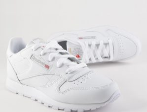Reebok Classics Classic Leather Youth Shoes (9000046444_43763)