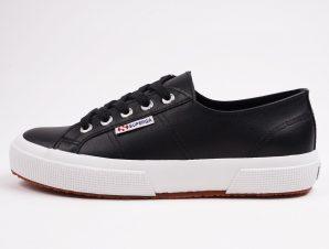 Superga 2750 Nappa Δερμάτινα Γυναικεία Sneakers (9000064483_2691)