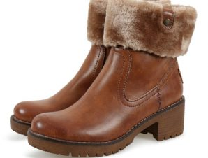 Xti Ankle Boots 72606 Καφέ